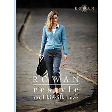 Buy Rowan Restyle No1 Kidslik Haze by Gemma Atkinson Knitting Book Online at johnlewis.com