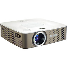 Buy Philips PicoPix PPX3414 Pocket Projector, 60-140 Lumens Online at johnlewis.com