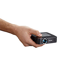 Buy Philips PicoPix PPX3614 Wi-Fi Pocket Projector, 60-140 Lumens Online at johnlewis.com