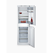 Buy Neff KI7853D30G Integrated Fridge Freezer, A++ Energy Rating, 56cm Wide Online at johnlewis.com