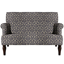 Buy John Lewis Kitty Petite Sofa, Somerset Carbon Blue Online at johnlewis.com