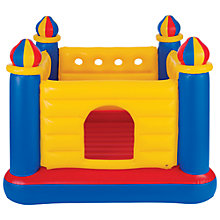 Buy Jump-o-lene Castle Bouncer Online at johnlewis.com