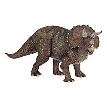Buy Papo Figurines: Triceratops Online at johnlewis.com