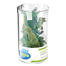 Buy Papo Figurines Mini Tub: Dinosaurs Online at johnlewis.com