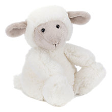 Buy Jellycat Poppet Sheep, Small Online at johnlewis.com