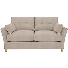 Buy John Lewis Chopin Medium Sofa Bed with Open Sprung Mattress, Bala Putty Online at johnlewis.com