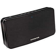 Buy Cambridge Audio Go Portable Bluetooth NFC Speaker Online at johnlewis.com