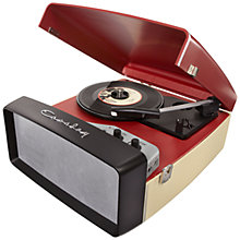 Buy Crosley Collegiate USB Turntable Online at johnlewis.com