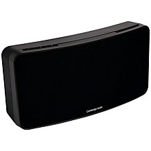 Buy Cambridge Audio Bluetone 100 Bluetooth Speaker, Black Online at johnlewis.com