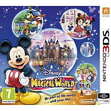 Buy Disney Magical World, 3DS Online at johnlewis.com