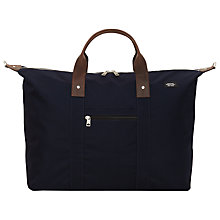 Buy Jack Spade Luggage Nylon Wing Duffle Bag, Navy Online at johnlewis.com