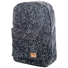 Buy Spiral Galaxy Glow In The Dark Backpack, Black Online at johnlewis.com
