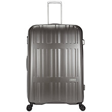 Buy Antler Jupiter 4-Wheel 80cm Extra Large Suitcase Online at johnlewis.com