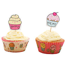 Buy Mason Cash Sweet Treat Cupcake Cases and Toppers, Pack of 24 Online at johnlewis.com