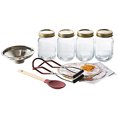 Kilner Preserve Making Starter Set