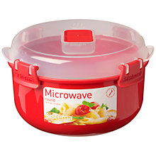 Buy Sistema Microwave Bowl, 915 ml Online at johnlewis.com