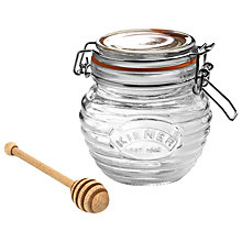 Buy Kilner Honey Pot & Drizzler Online at johnlewis.com