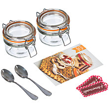 Buy Kilner Dessert Jar Set Online at johnlewis.com