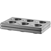 Buy KitchenAid 6-Cavity Muffin Pans, Set of 2 Online at johnlewis.com