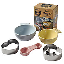 Buy Mason Cash Cookie Making Set Online at johnlewis.com