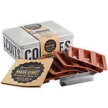Buy Mason Cash Baker Street Chocolate Bar Set In Tin Online at johnlewis.com
