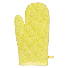 Buy John Lewis Easter Towelling Oven Mitt Online at johnlewis.com