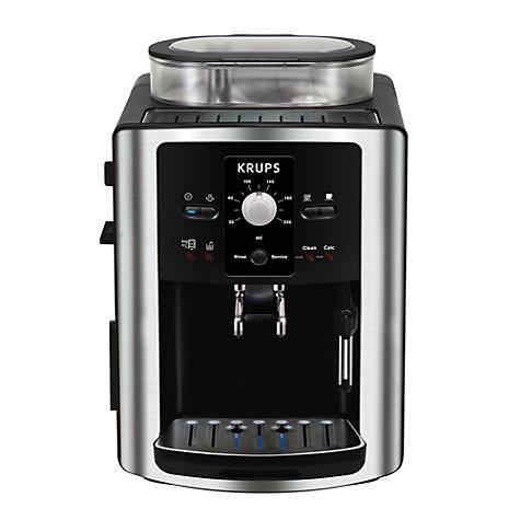 buy krups ea801040 espresseria bean to cup coffee machine. Black Bedroom Furniture Sets. Home Design Ideas