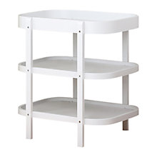 Buy Kub Dreema Changing Unit, White Online at johnlewis.com