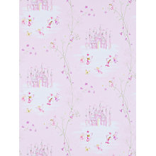 Buy Sanderson Fairy Castle Wallpaper Online at johnlewis.com