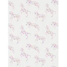 Buy Sanderson Pretty Ponies Wallpaper Online at johnlewis.com