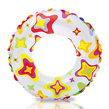 Buy Fancy Star Print Swimming Ring Online at johnlewis.com