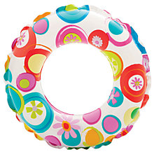 Buy Circles Print Swimming Ring Online at johnlewis.com