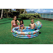 Buy Fishbowl Paddling Pool Set Online at johnlewis.com