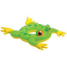 Buy Frog Swimming Ring Online at johnlewis.com