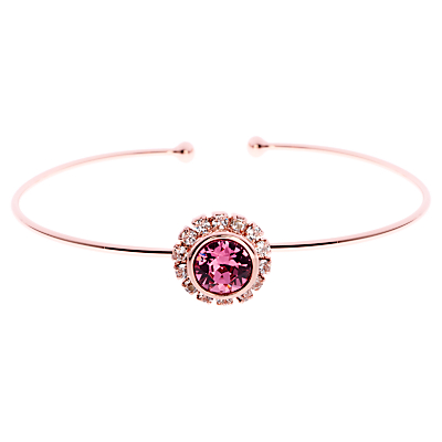 Ted Baker Sappelle Crystal Chain Cuff