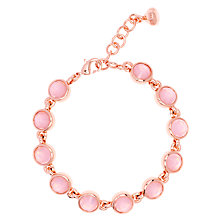 Buy Ted Baker Naia Crystal Stud Bracelet Online at johnlewis.com