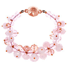 Buy Ted Baker Chelly Bead Cluster Bracelet Online at johnlewis.com