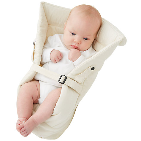 Buy Ergobaby Baby Carrier Infant Insert Natural John Lewis
