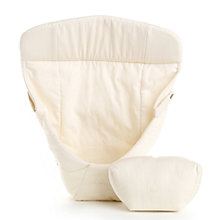 Buy Ergobaby Baby Carrier Infant Insert, Natural Online at johnlewis.com
