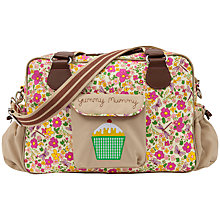 Buy Pink Lining Yummy Mummy Changing Bag, Cottage Garden Online at johnlewis.com