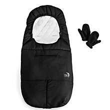 Buy Baby Jogger Vue Footmuff, Black Online at johnlewis.com
