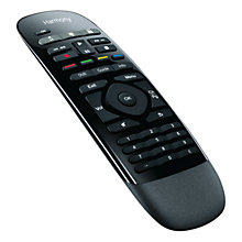 Buy Logitech Harmony Smart Control Hub & Remote for iOS & Android Online at johnlewis.com