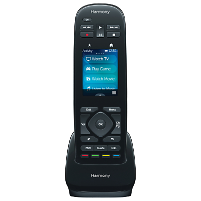 Logitech Harmony Ultimate Remote Control