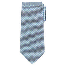 Buy John Lewis Arrowhead Print Silk Tie Online at johnlewis.com