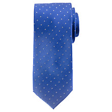 Buy John Lewis Satin Tonal Silk Tie Online at johnlewis.com