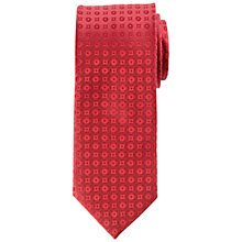 Buy John Lewis Tile Design Silk Tie Online at johnlewis.com