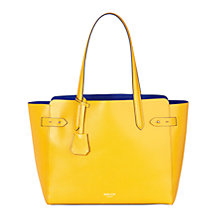 Buy Modalu Heirloom Large Leather Tote Bag Online at johnlewis.com