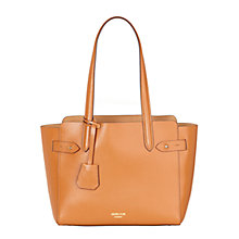 Buy Modalu Heirloom Medium Leather Tote Bag Online at johnlewis.com