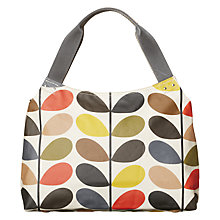 Buy Orla Kiely Etc Classic Multi Stem Shoulder Bag, Multi Online at johnlewis.com