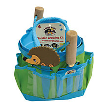 Buy Little Pals Garden Growing Kit, Blue Online at johnlewis.com